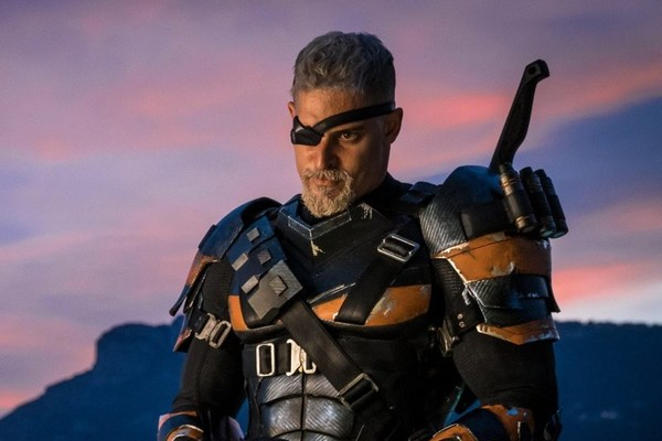 Joe Manganiello Deathstroke Justice League