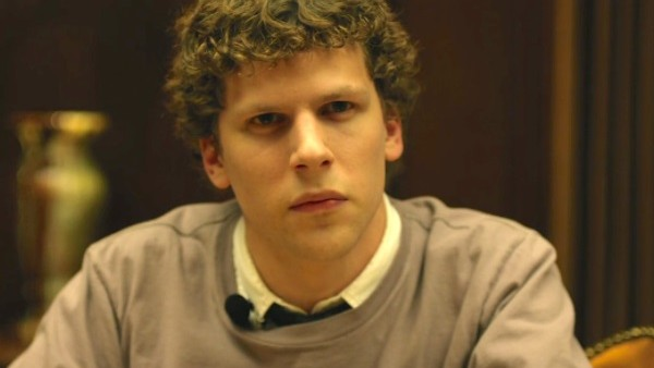 The Social Network Jesse Eisenberg