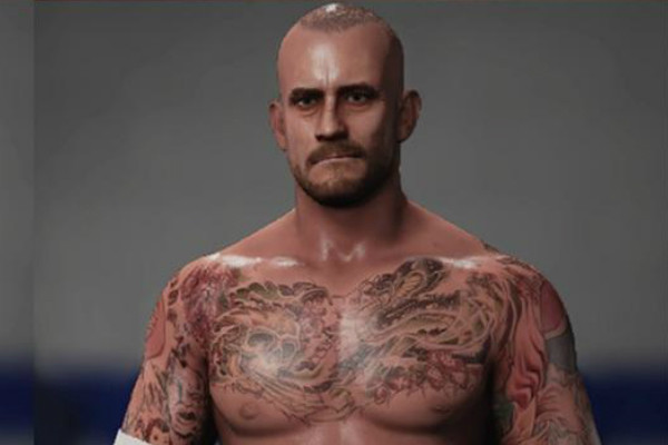 fan made cm punk caw is wwe 2k18 39 s best yet. Black Bedroom Furniture Sets. Home Design Ideas