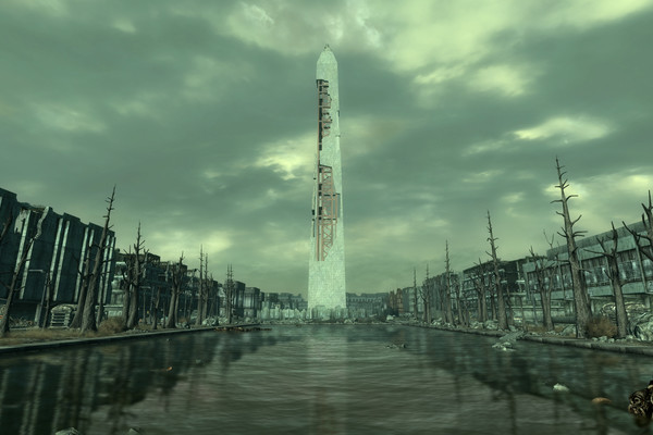 Washington Monument Fallout 3