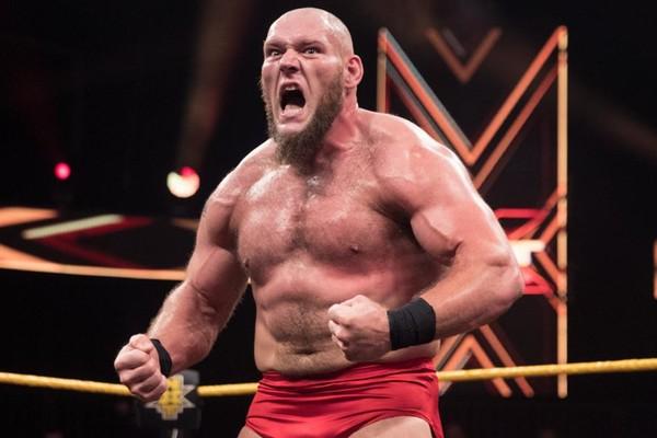 WWE's Push For Lars Sullivan Cancelled?