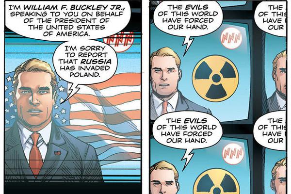 Doomsday Clock 1 News