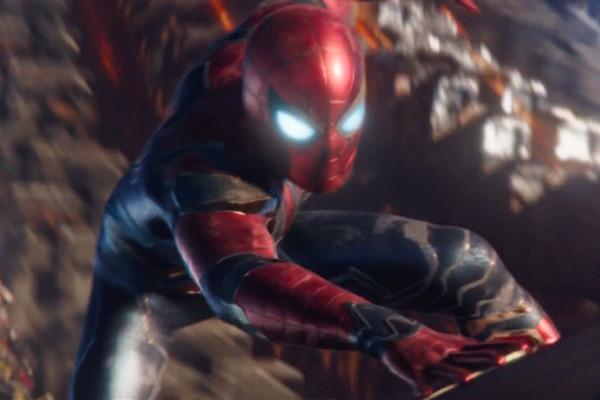 Spider Man Infinity War