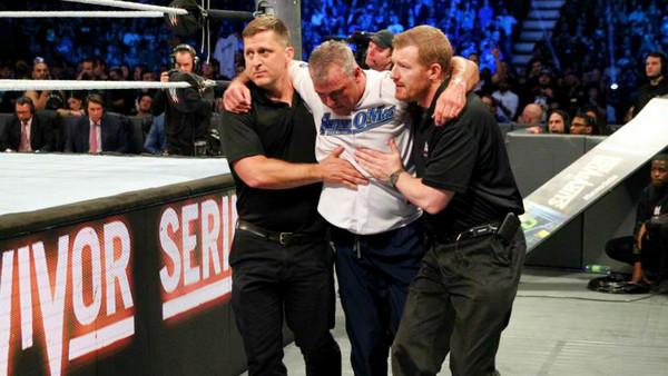Braun Strowman Shane McMahon Vince