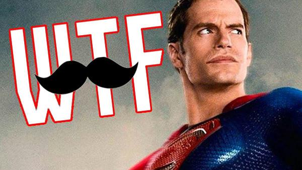 Superman Justice League WTF
