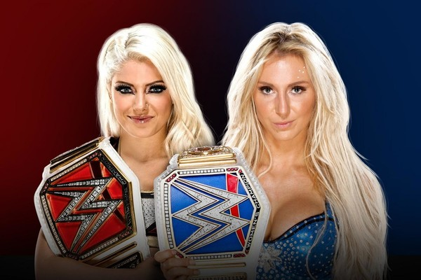 Charlotte Flair Alexa Bliss Survivor Series
