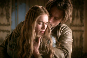Game of Thrones Cersei Jaime Lannister
