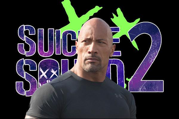 Black Adam Suicide Squad 2