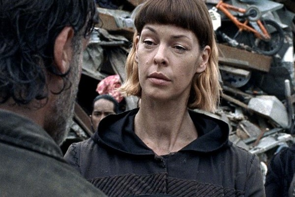 The Walking Dead Jadis Rick