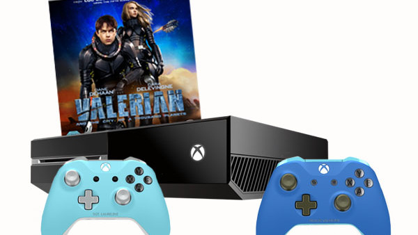 Valerian XBox One