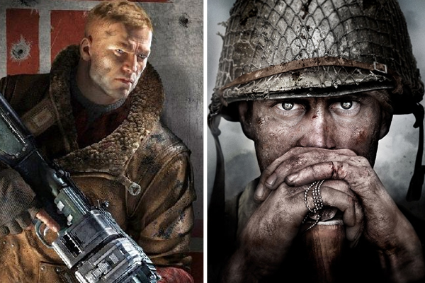 Wolfenstein Call Of Duty WwII
