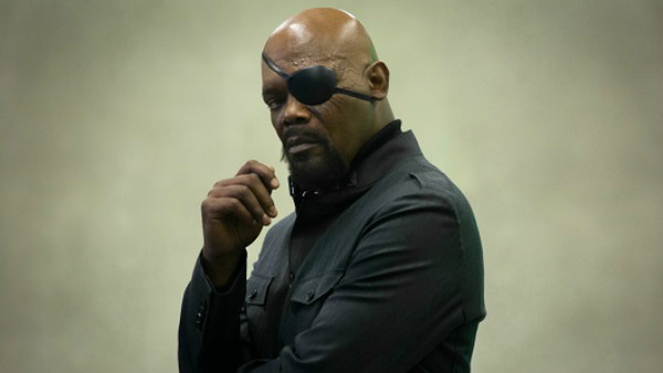 Nick Fury Winter Soldier