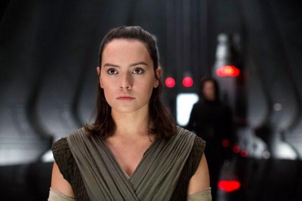 Star Wars The Last Jedi Rey Kylo Ren