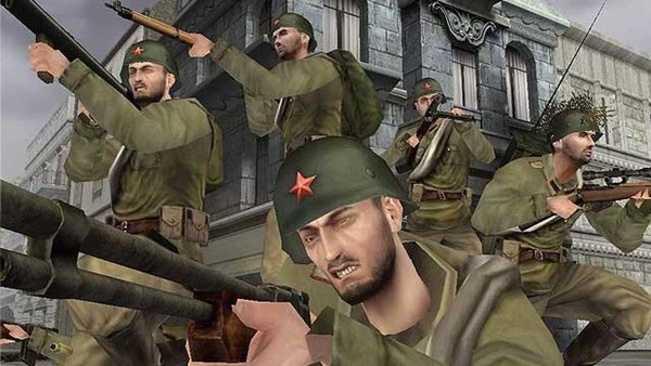 10 Best World War 2 Video Games Of All time