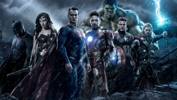 justice league vs the avengers which is better