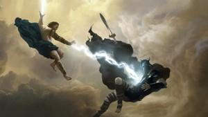 DCEU Zeus Ares