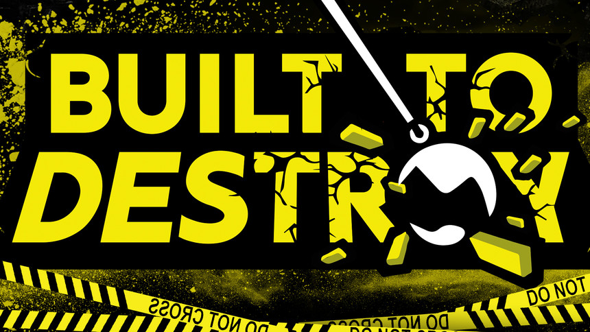 Built To Destroy To Air On Saturday, June 17