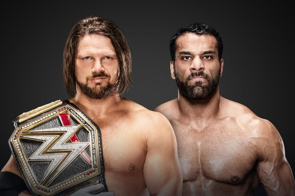 AJ Styles Jinder Mahal Clash Of Champions