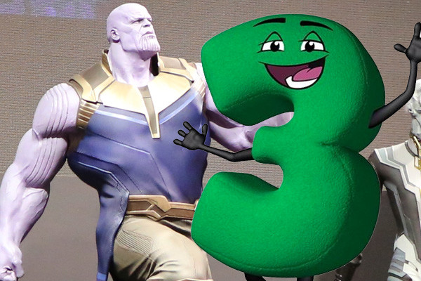 Avengers Infinity War Thanos 3