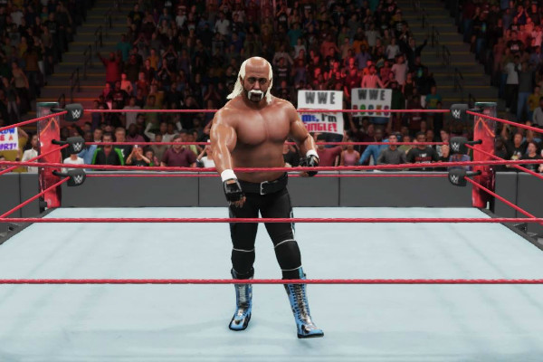 WWE 2K18 Hollywood Hogan