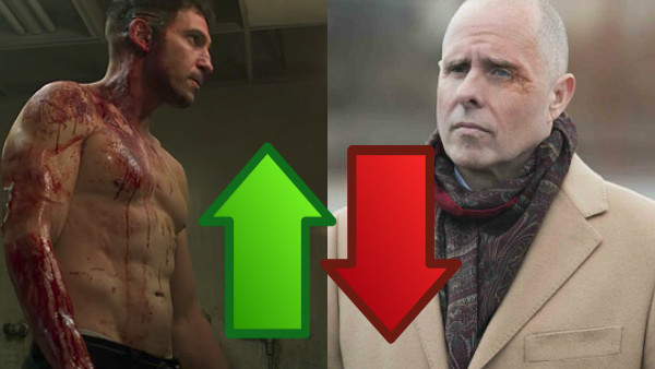 The Punisher Ups And Downs