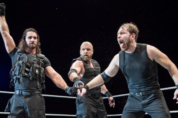 Triple H The Shield