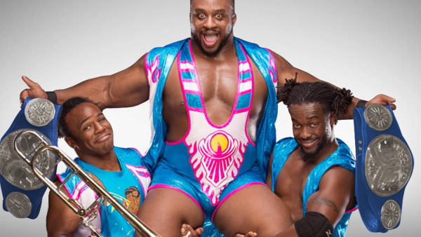 New Day SmackDown Champs