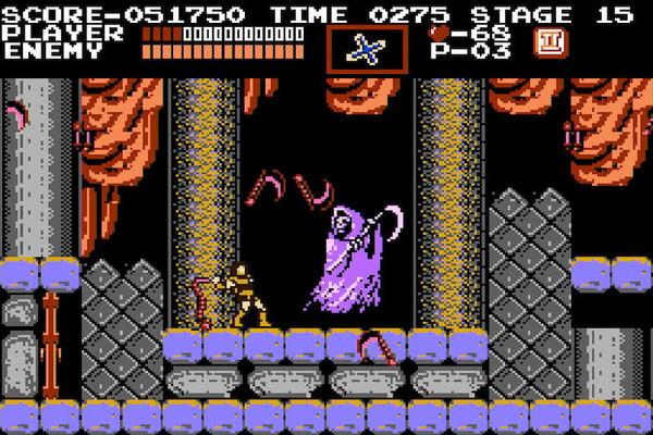 Castlevania grim reaper