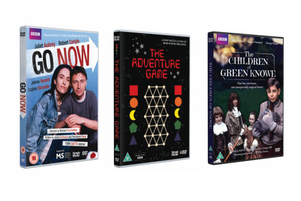 Simply Media DVDs