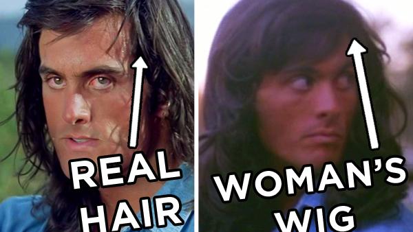 Hair arrows
