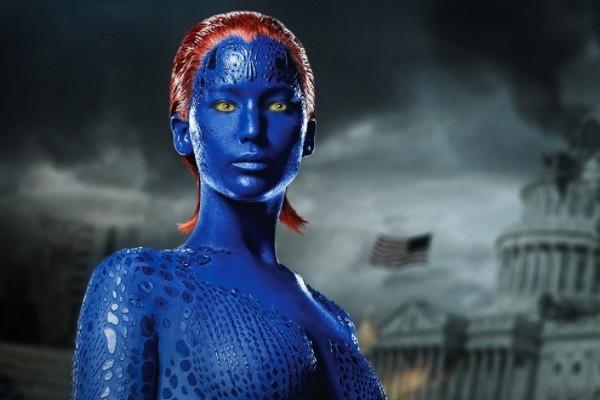 X Men Apocalypse Mystique Jennifer Lawrence