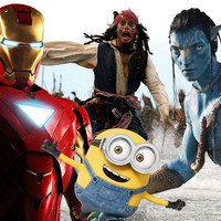 Ranking Every Billion Dollar Movie - From Worst To Best