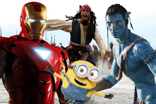 Billion Dollar Movies