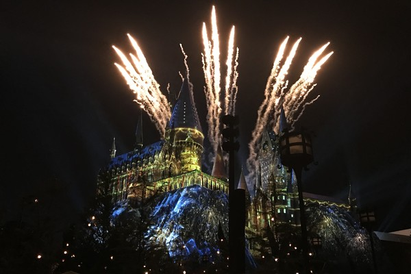 Harry Potter Hogwarts Castle Universal Orlando