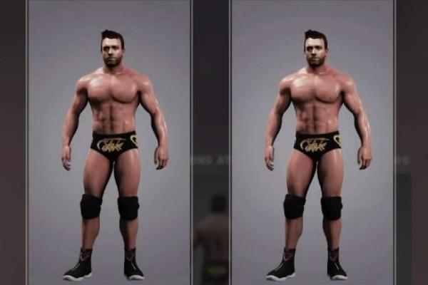 WWE 2K18 Eli Drake