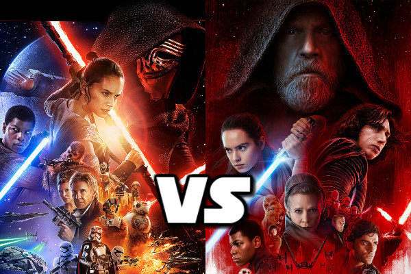Star Wars: The Force Awakens Vs The Last Jedi   Which Is Better?