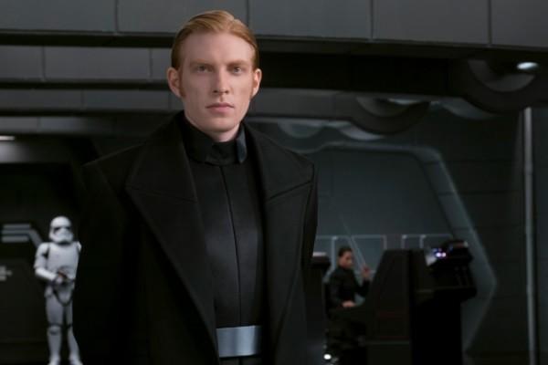 Star Wars The Last Jedi Hux Domhnall Gleeson