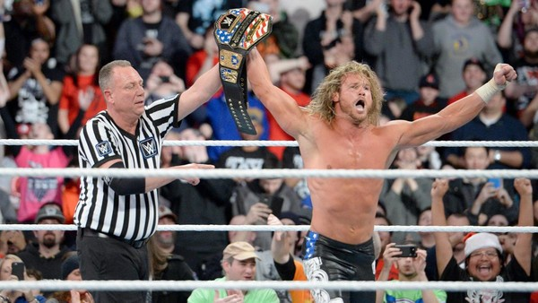 Dolph Ziggler United States Title