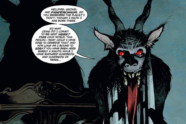 Hellboy: Krampusnacht Krampus