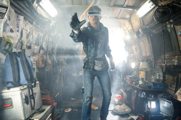 Ready Player One Ty Sheridan