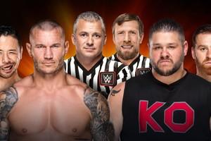 Clash Of Champions Tag Match