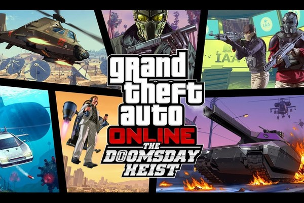 GTA Online Doomsday Heist Coming Soon, Watch a Trailer