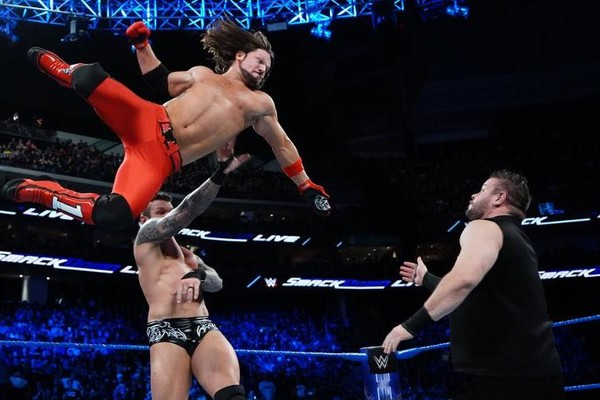 Big Six-Man Main Event, Dolph Ziggler, New Day, More