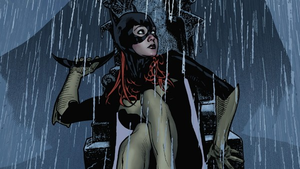 Batgirl New 52