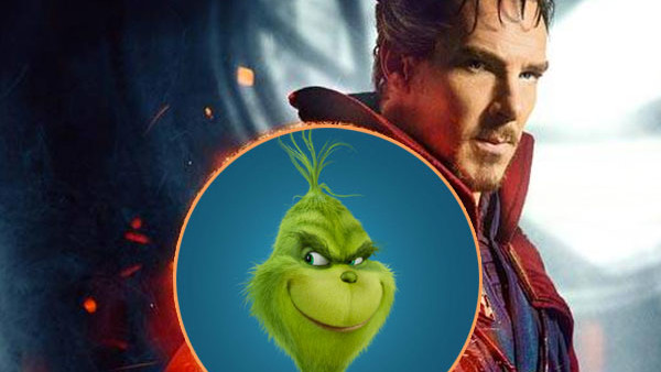 Doctor Strange The Grinch