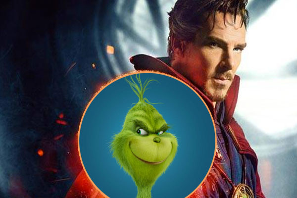 Doctor Strange The Grinch