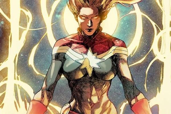 Why Thanos Should Fear Captain Marvel…