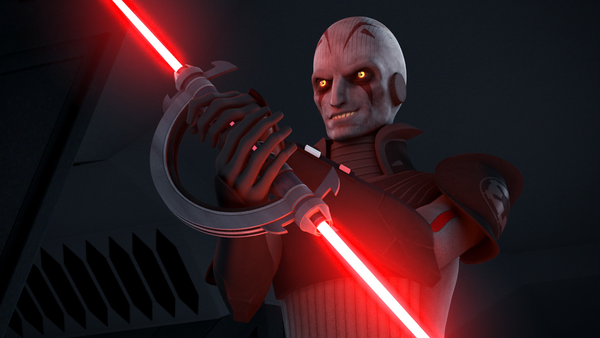 Grand Inquisitor Lightsaber