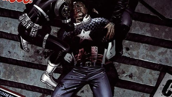 Death Of Captain America