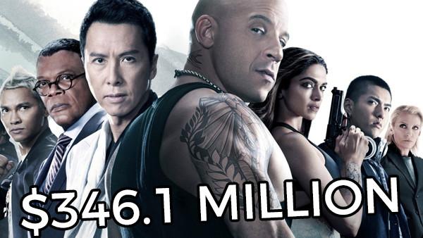 XXX Return Of Xander Cage Vin Diesel